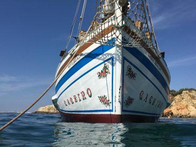 Gageiro-segelschiff-algarve-portugal