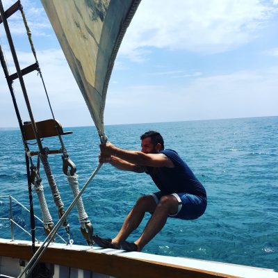 Portugal-Algarve-Gageiro-sailing-Kapitän-Fernando