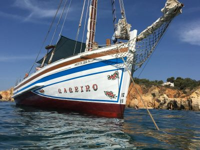 Portugal-Algarve-Gageiro-sailing-theboat