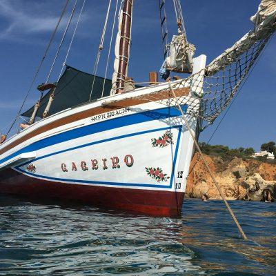 Portugal-Algarve-Gageiro-sailing-theboat