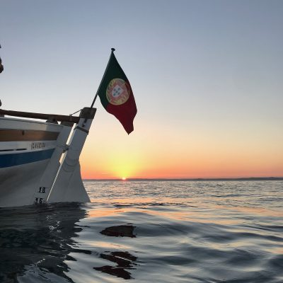 Portugal-Algarve-Gageiro-sailing-theboat-sunset